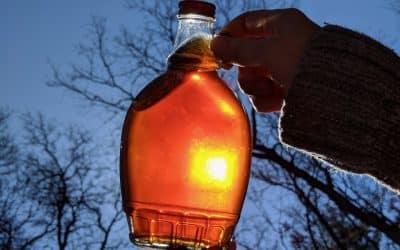 Michigan-Made Syrup