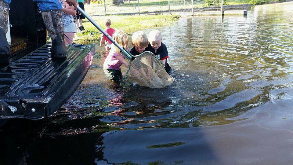 Kids Free Fishing!