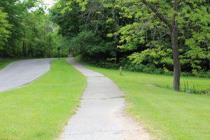 Fremont T & C paved trail