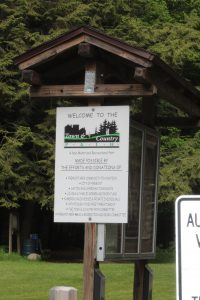 Fremont T & C sign