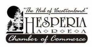 Hesperia Area Chamber logo
