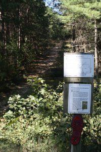 Coolbaum trail signage