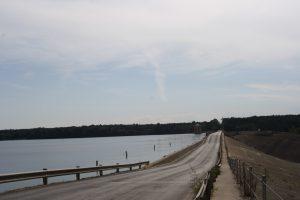 Hardy Dam backwater