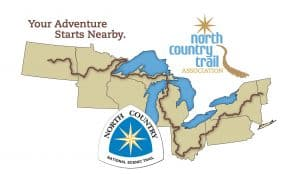North Country Tail Map