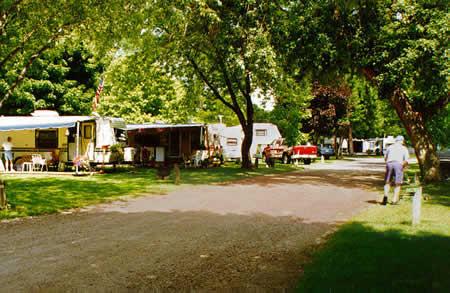 Fremont Lake Campground