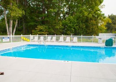 Harrington pool