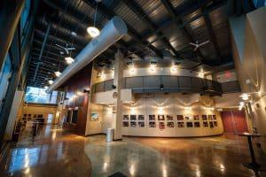 Dogwood lobby