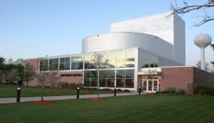 Dogwood Center exterior