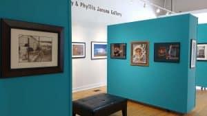 Dogwood Gallery interior
