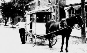 Wantz carriage