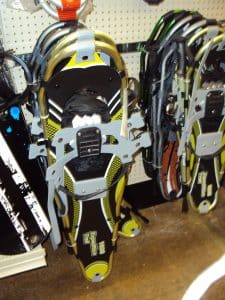 1838 Expedition Trail Snowshoes