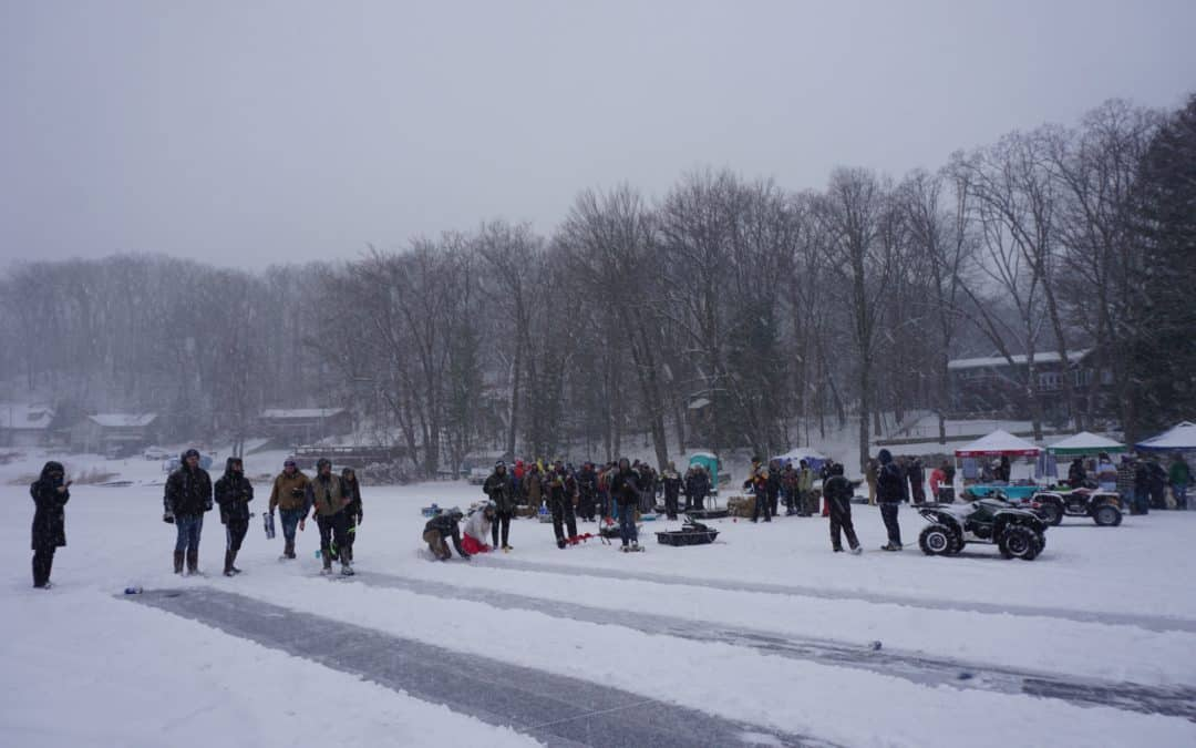 Dam to Dam Ice Fishing Tournament