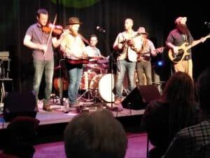 Band performing at Dogwood