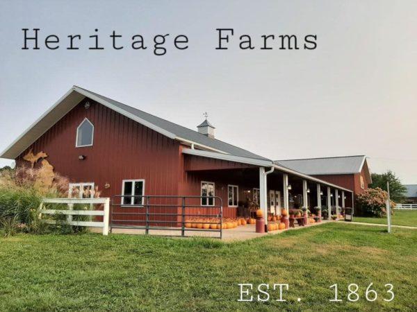 Heritage Farm Barn
