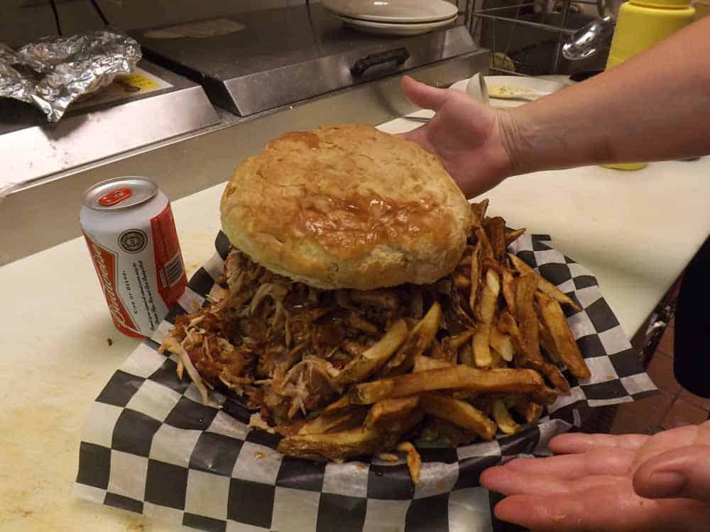 Woody's Burger