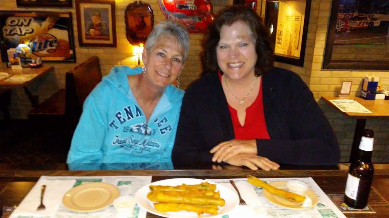Guests at Angelo & Ricardo's