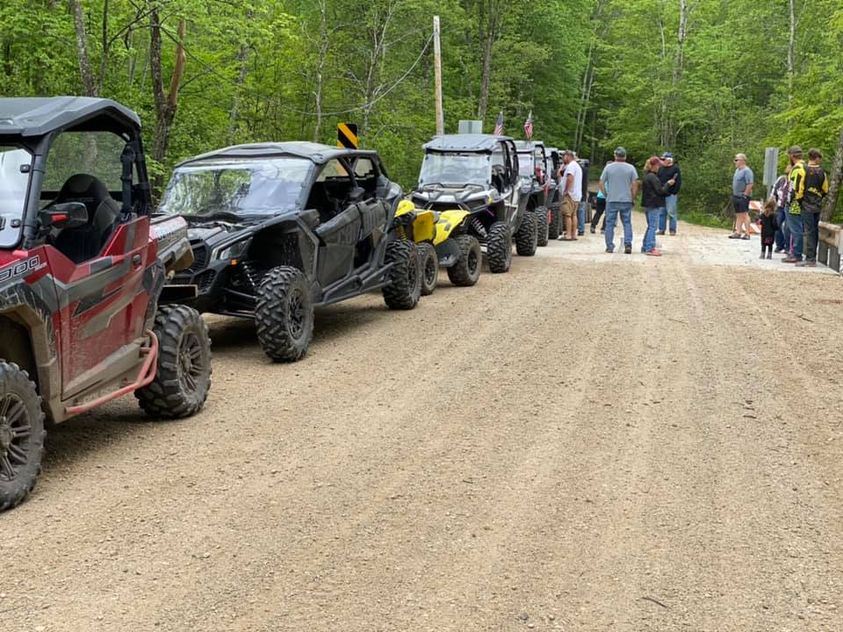 ORV in Newaygo