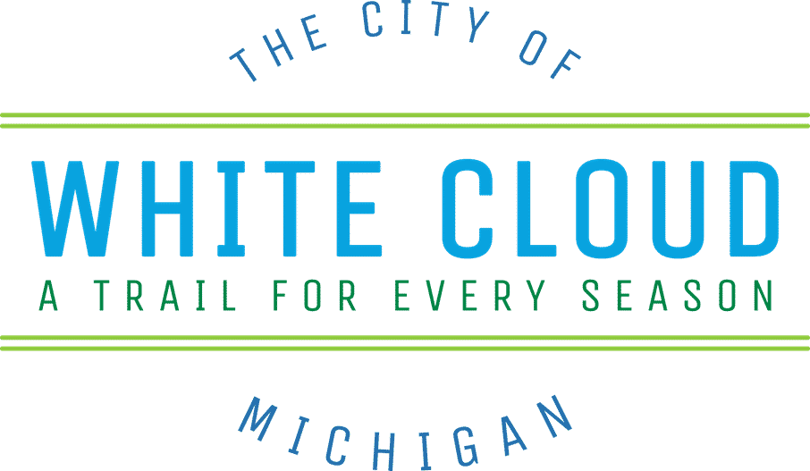 City of White Cloud logo
