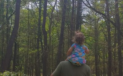 Family Adventures at Coolbough Natural Area